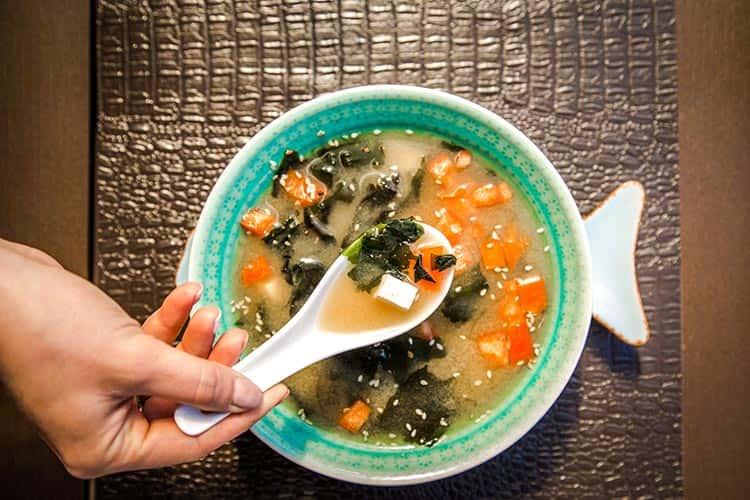Okinawa Diyet Listesi