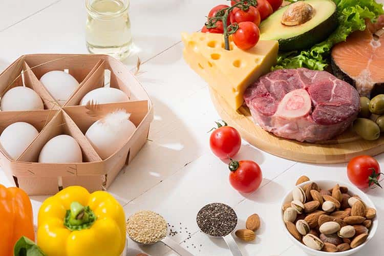 Yüksek Proteinli Gıda